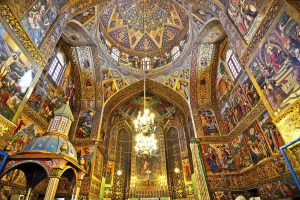 Isfahan Vank Cathedral Church and Museum