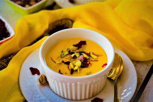 Khoresht-e Mast (Beef yogurt stew)